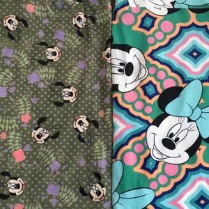 NWT LULAROE TC DISNEY BUNDLE